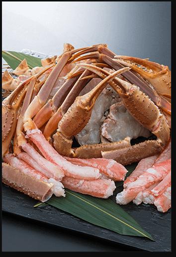 蟹 ズワイガニ